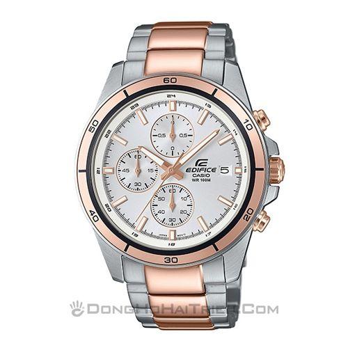Tuyệt phẩm đồng hồ nam cao cấp chính hãng đẹp nhất EFR-526SG-7A5VUDF
