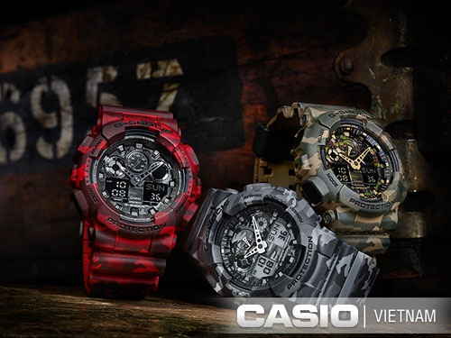 dong ho g-shock 2