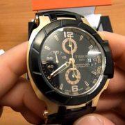 kiểm tra đồng hồ tissot fake loại 1 đầy lỗi nhận biết 1